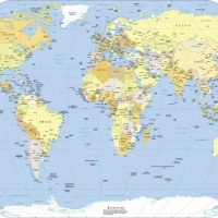 Остров Маврикий на Карте Мира