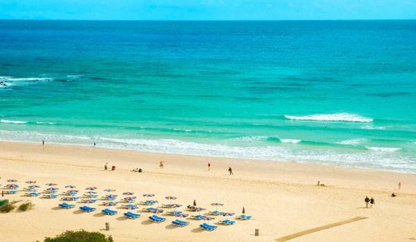 Пляжный отдых на канарах
