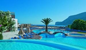 Лучшие Отели Греции с Аквапарком Все Включено — Топ 7