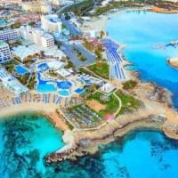 Отборные Отели Айя-Напы Кипр Все Включено с Собственным Песчаным Пляжем