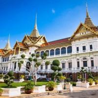 Лучшие Достопримечательности Таиланда  – Королевские дворцы