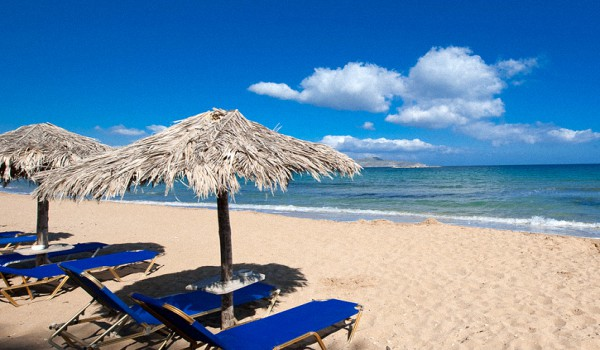 Лушчий отдых в Греции