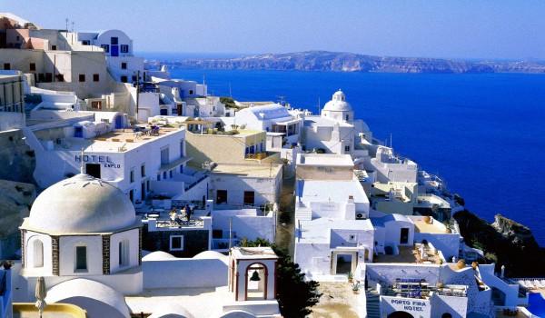 Отдых в Греции1