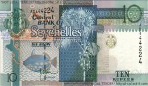 Валюта Сейшельских Островов - Все Тонкости