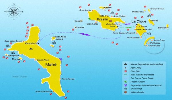 Где-находятся-Сейшельские-острова-на-карте