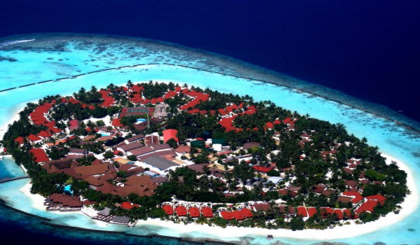 Мальдивы-отель-Курумба-Особенности