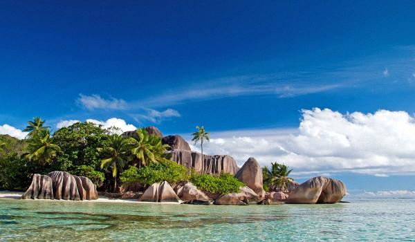 Остров-Ла-Диг-Сейшелы
