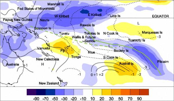 Климат-Фиджи-Особенности