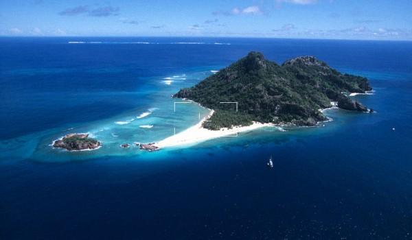 Остров-Монурики-Фиджи