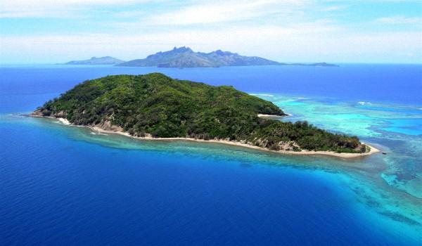 Острова-Ясава-Фиджи-Расположение