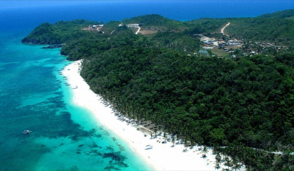 Остров-Боракай-Филиппины