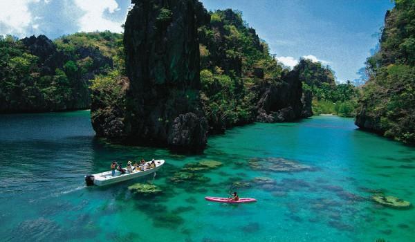 Дайвинг на Филиппинах