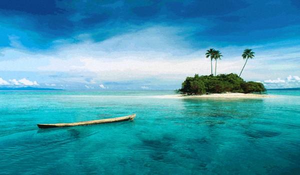 Море омывающие Фиджи 2