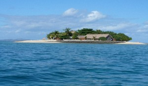 Красивое Море, Омывающие Фиджи