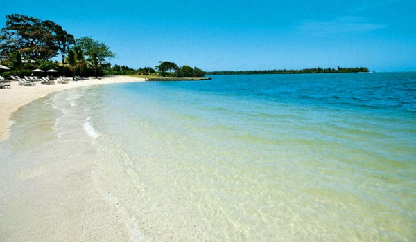 Особенности восточного побережья Маврикия