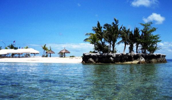 Остров Себу Филиппины - Расположение