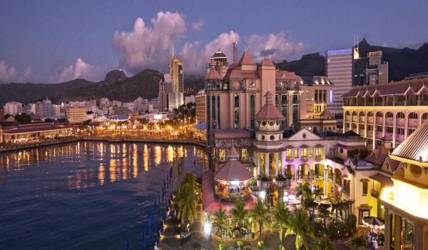 Порт Луи Маврикий - Расположение и Достопримечательности
