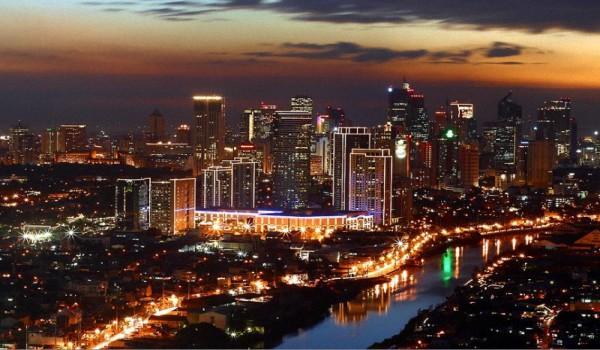Столица Филиппин Манила