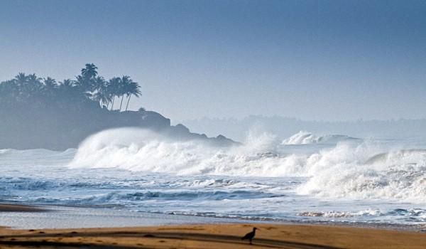 Шри-Ланка сезон дождей
