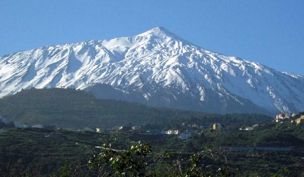 Вулкан Тейде Тенерифе