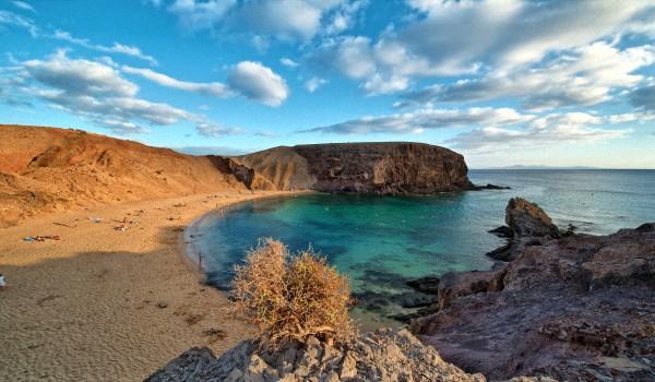 Лансароте Канарские острова