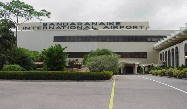Международные аэропорты Шри-Ланки