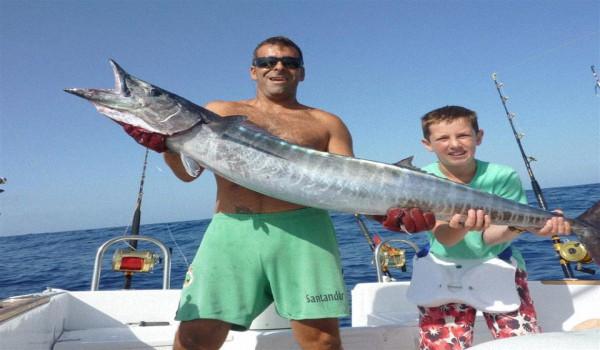 Плюсы и минусы рыбалки на Тенерифе