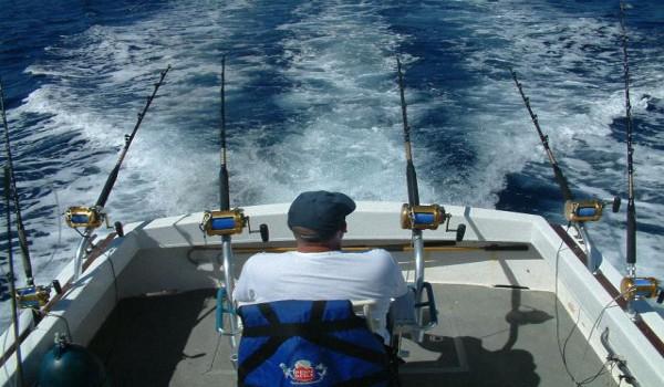 Рыбалки на Тенерифе