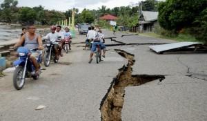 Землетрясение на Филиппинах - Вся Правда