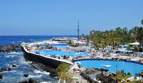 Лучшие курорты на юге Тенерифе