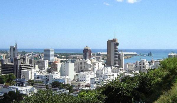 Маврикий столица острова