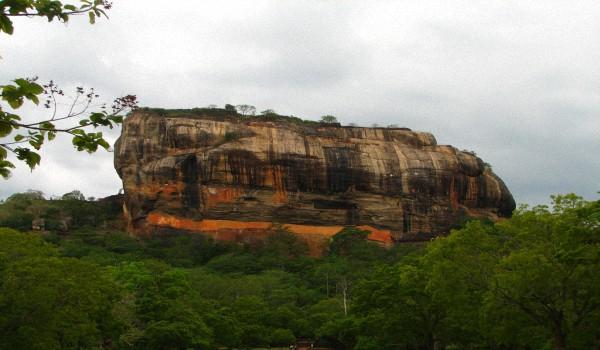 На Шри-Ланку дикарем - плюсы