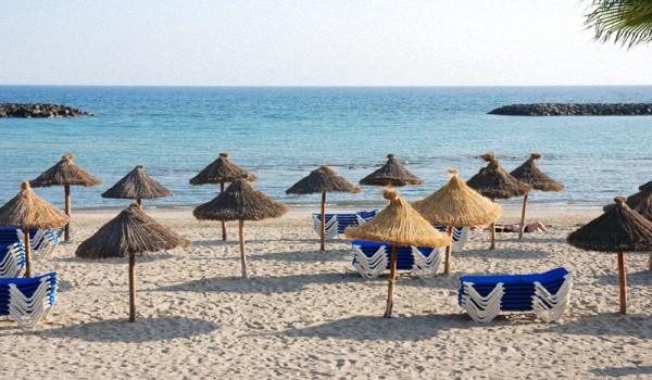 Пляжи Тенерифе с белым песком