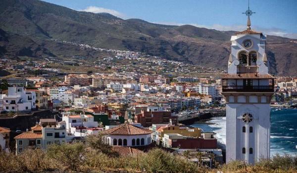 Самые красивые города Тенерифе 2