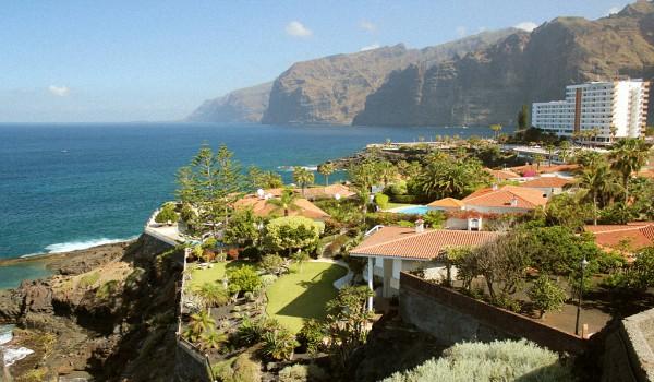 Самые красивые города Тенерифе