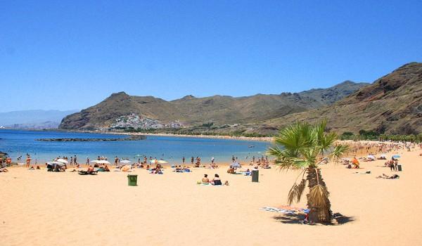 Самые лучшие пляжи Тенерифе