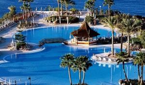 Iberostar Grand Hotel Salome 5 Тенерифе - Плюсы и минусы