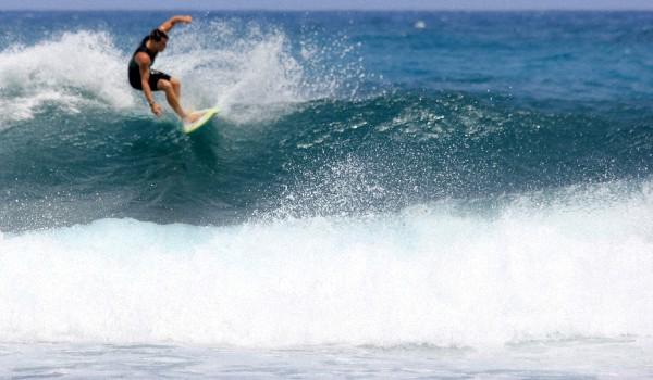 Канарские острова серфинг
