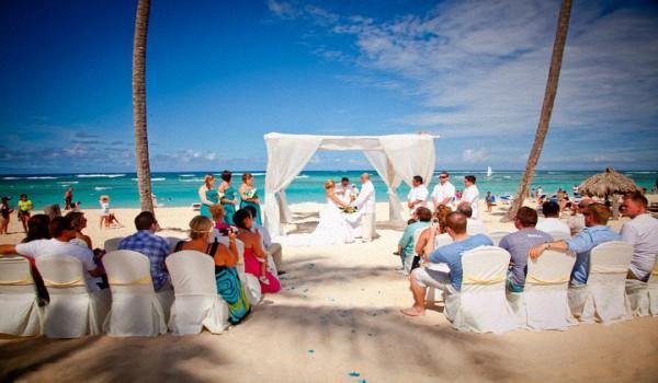 Настоящие цены на свадьбу в Доминикане