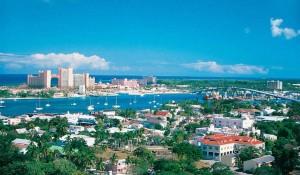 Столица Багамских Островов Находится