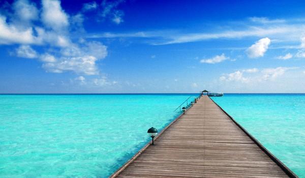 Особенности климата на Мальдивах