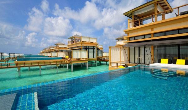 Тур на Мальдивы на двоих
