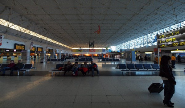 Канарские острова - Международные аэропорты