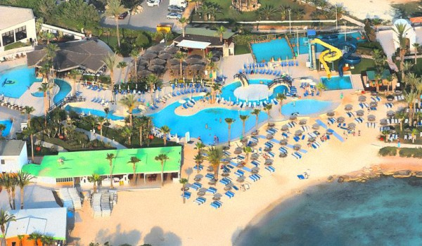 Лучшие отели Кипра с собственным пляжем