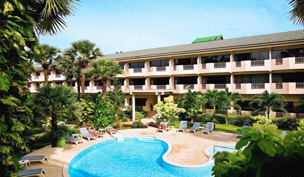 Лучшие отели Пхукета 3 звезды 1 линия - Топ 7
