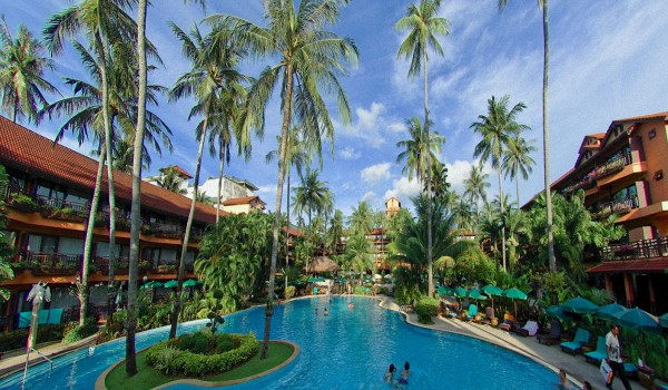 Лучшие отели Пхукета 5 звезд с собственным пляжем - Топ