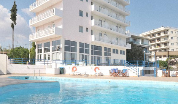 Отборные отели Греции 3 звезды первая линия