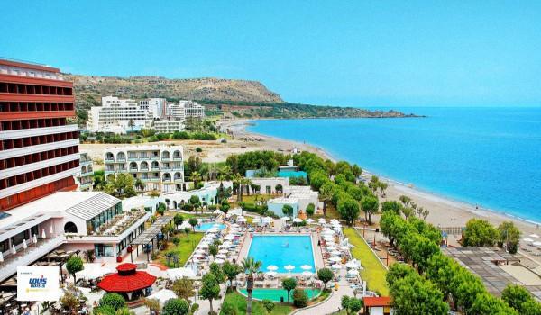 Избранные отели Греции с собственным пляжем все включено 2