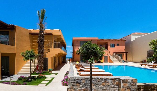 Избранные отели в Греции 4 звезды все включено
