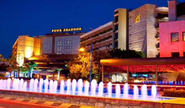 Новые отели Кипра